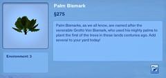 Palm Bismark