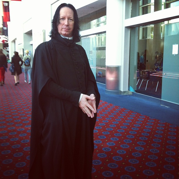 Snape! #leakycon