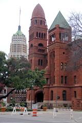 Bexar County Courthouse - San Antonio, Tx