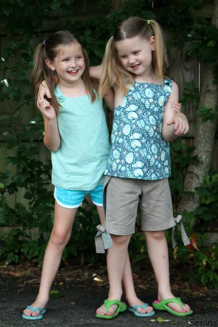 Sandpiper Sisters