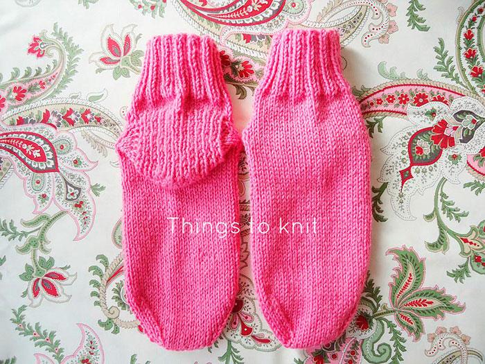 beginner socks