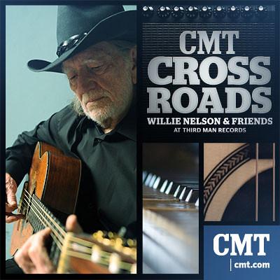 Cmt Crossroads Willie Nelson Amp Friends From Third Man