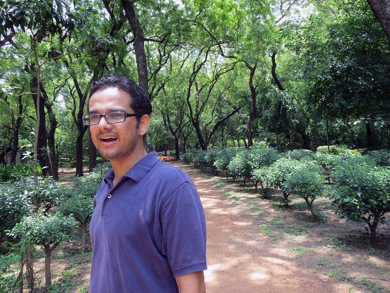 Delhi's Proust Questionnaire – Samyak Misra, Hauz Khas Village