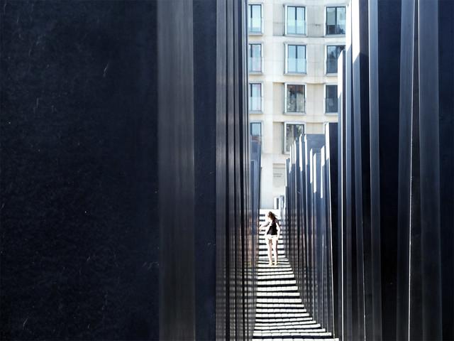 Denkmal für die ermordeten Juden Europas, Peter Eisenman, 2003-2005. / 052012