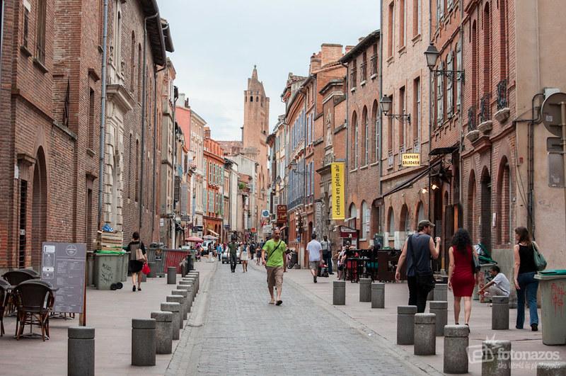 La Calle del Toro y la leyenda de San Sernín de Toulouse