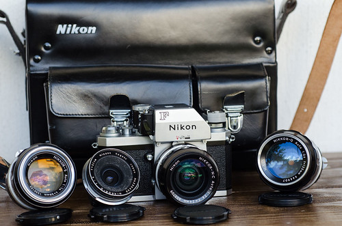 NIKON F FTN by phollectormo