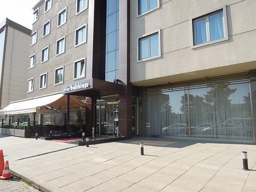Ordu のホテル