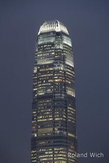 Hong Kong - Two International Finance Centre
