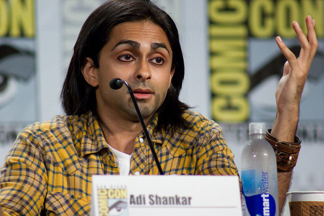 Header of Adi Shankar
