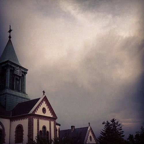 Seconde nuit à l'abbaye d'Œlenberg
