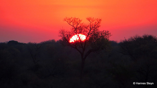 africa sunset red sky sun nature canon southafrica landscapes scenery dusk lodge mpumalanga ngwenya ngwenyalodge hannessteyn sx260hs canonpowershotsx260hs