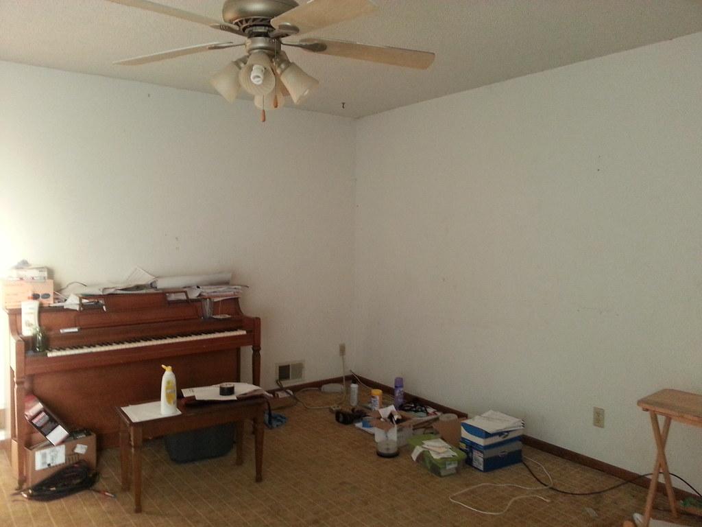 band room dismantling
