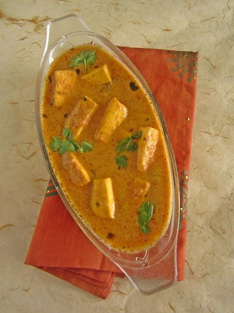 Paneer Makhani Restaurant Style