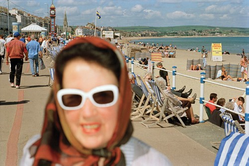 Martin Parr.  GB.  England.  Weymouth.  2000.  from Life's A Beach.  Aperture.  2013