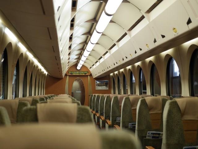 南海電鐵特急ラピ-ト車廂