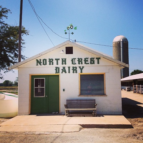 A dairy south of town. #manhattanks #littleapple