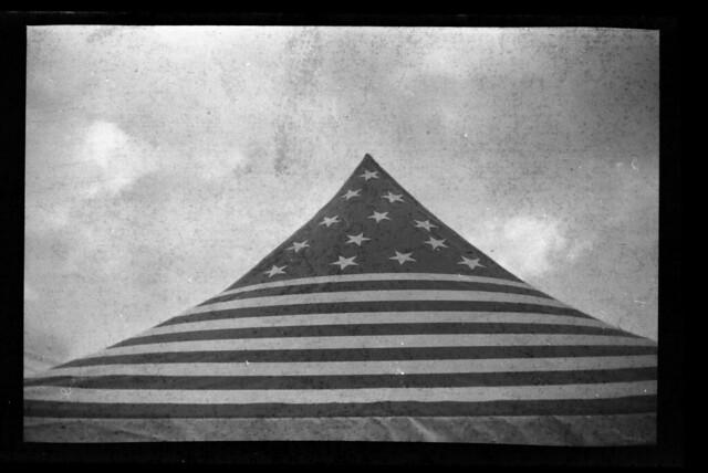 Patriotic Tentpole, Vermont State Fair