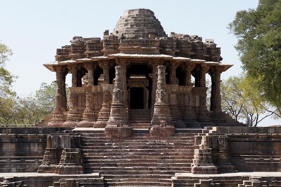 Храм Солнца (Сурьи), Модхера, Индия © Kartzon Dream - авторские путешествия, авторские туры в Индию, тревел фото, тревел видео, фототуры