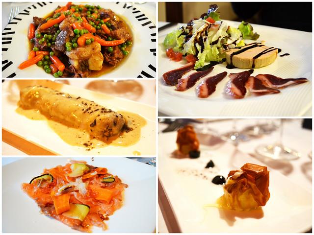 Gastronomy Montage