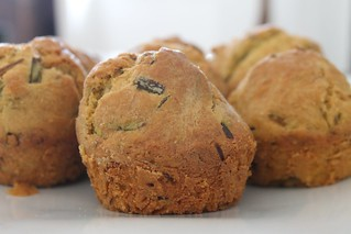 Muffin Salati alle Verdure 1