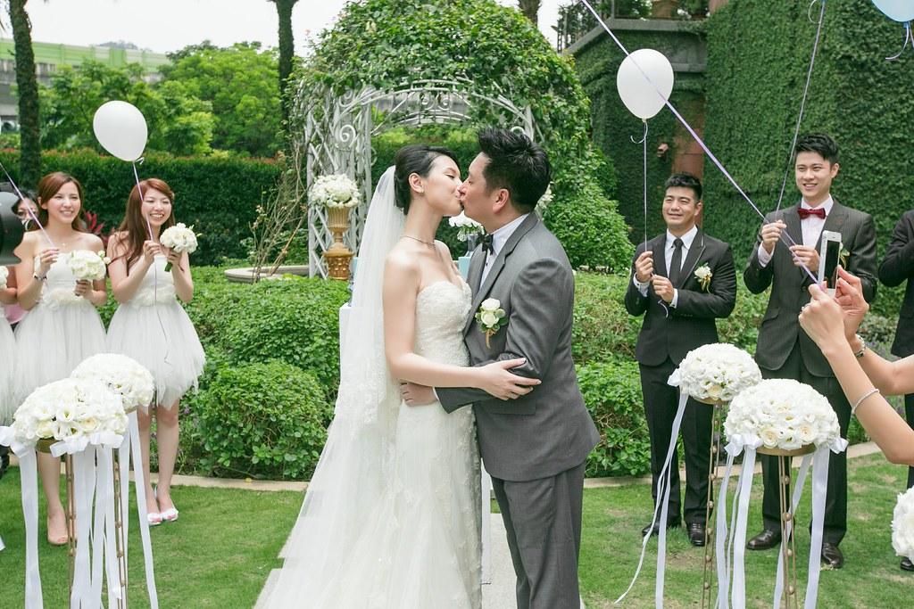 開文&美倫 浪漫婚禮 (41)