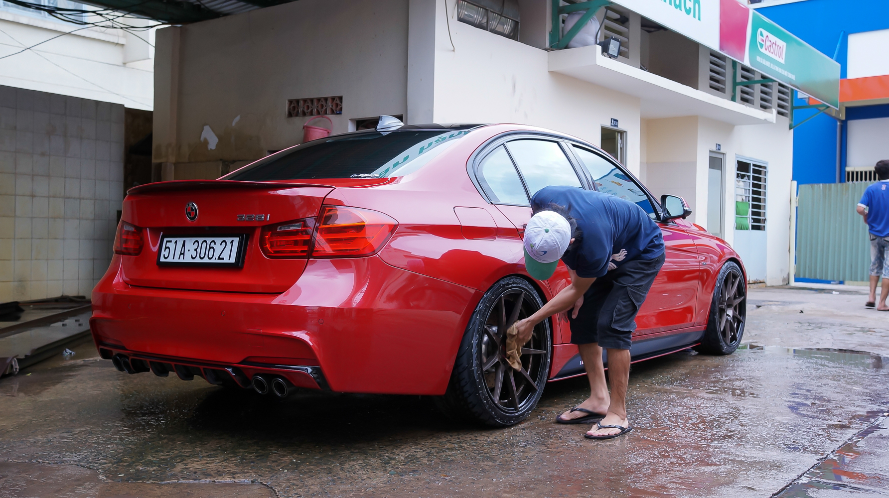 Just An Ordinary F30 M Performance 3 Series From Vietnam Bmw 3 Series And 4 Series Forum F30 F32 F30post