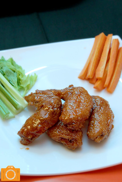 Yuan's Original Chicken Wings