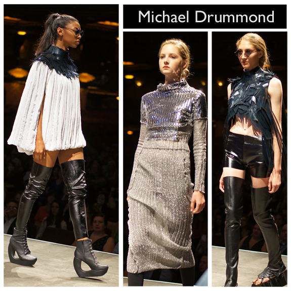 STLFW, Project Runway, Michael Drummond c