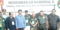 Munas II LMR-RI di TMII Jakarta 5-6 Oktober 2013
