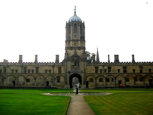 Tom Tower, Christchurch College, Oxford