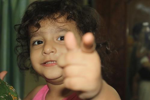 Zinnia Fatima ,,, by firoze shakir photographerno1