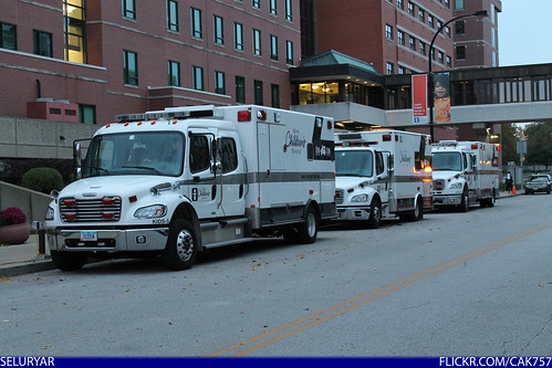 Akron Children's Hospital Mobile Intensive Care Units
