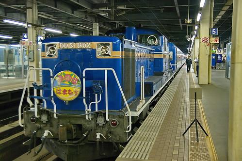 【写真】札幌駅