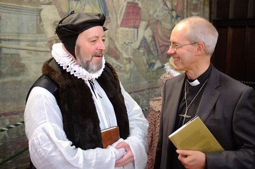 Archbishops Whitgift and Welby