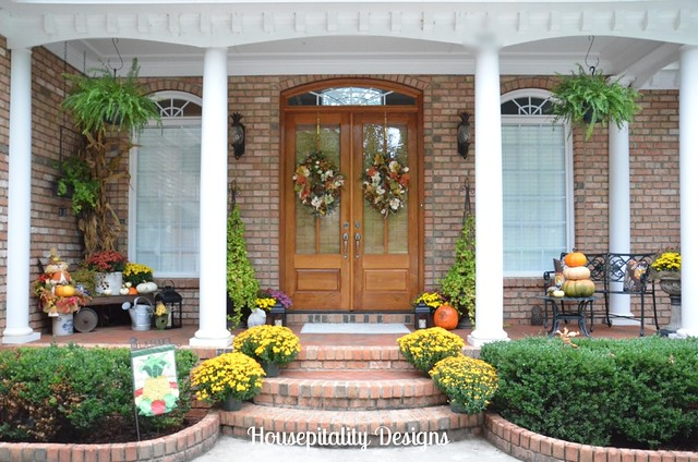 2013 Fall Front Porch