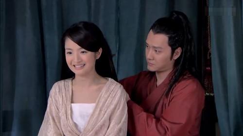 27-楊雪舞-高長恭為她梳頭