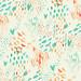 watercolor pattern by Gabee Meyer