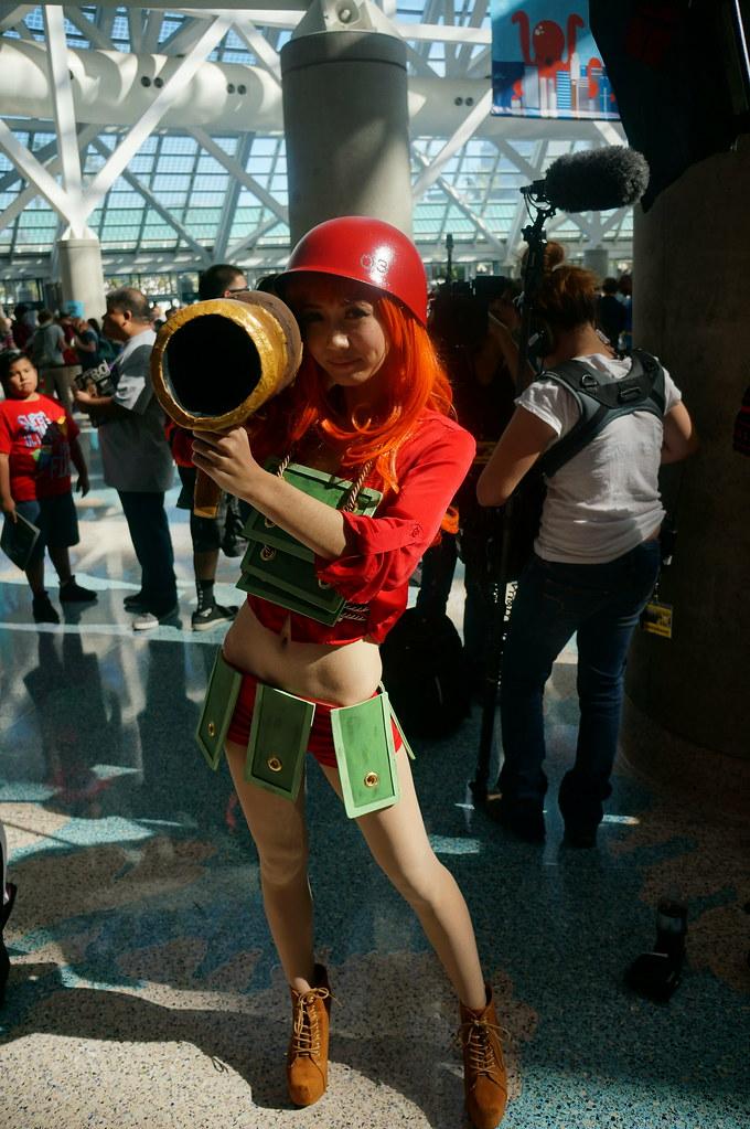 Comikaze Expo 2013 // Saturday