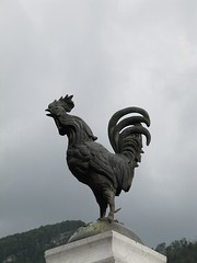 France - Pyrénées - Aspe - Sarrance