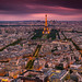Unforgottable Paris by Juan C Ruiz