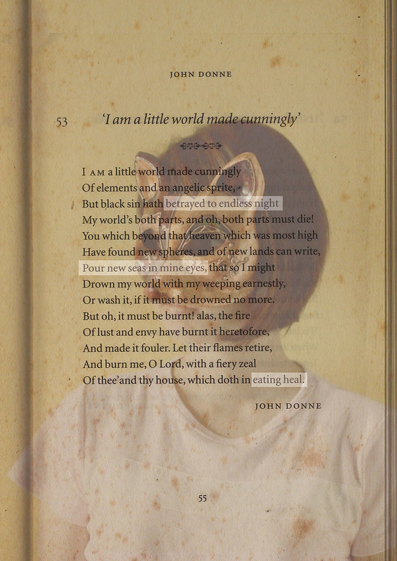 Eunice Lim - 14 Lines, I am a little world made cunningly