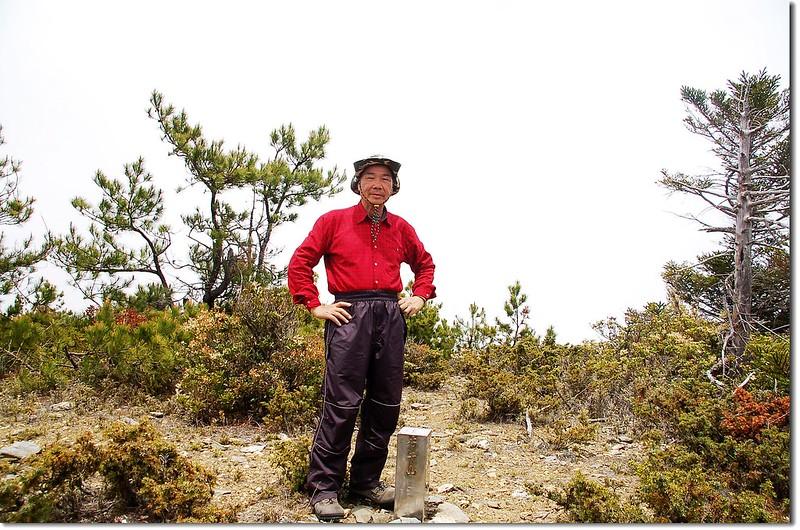 布干山山頂(Elev. 3339 m) 2