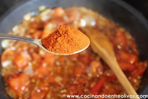 Potaje de garbanzos y calabaza www.cocinandoentreolivos (17)