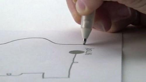 Ручка Circuit Scribe позволяет рисовать электросхемы любой сложности