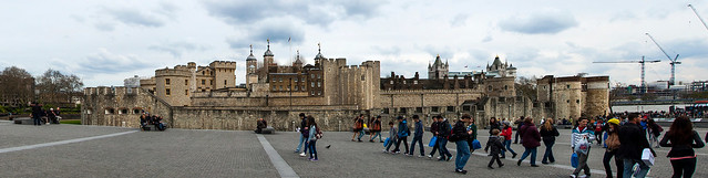 Panorama de Tower of London