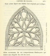 """British Library digitised image from page 489 of """"Statistique monumentale du Calvados"""""""