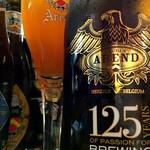 ベルギービール大好き! グーデン アーレント Gouden Arend