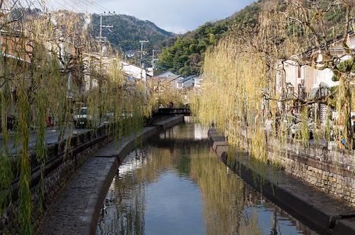 2012 兵庫県 城崎温泉 旅行 豊岡市 日本 hyogo travel river japan 大谿川 nikond90