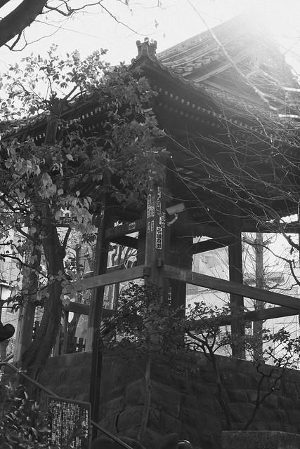 Asakusa Monochrome