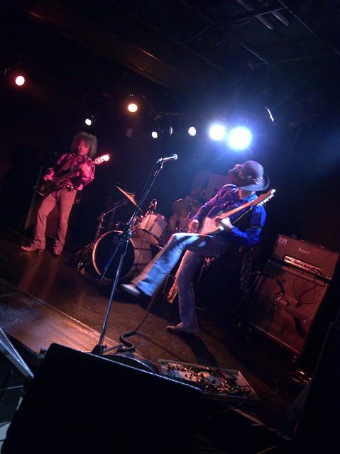 JIMISEN live at Adm, Tokyo, 05 Jan 2014. GR064